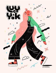 Freelance Illustrator and Animator Flat Design Illustration, People Illustration, Character Illustration, Illustration Art, Graphic Illustrations, Character Design Inspiration, Graphic Design Inspiration, Posca Art, Grafik Design