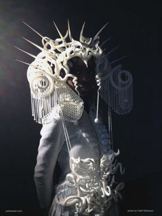 Quixotic Divinity Headdress