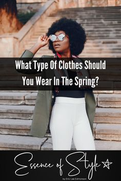 Apr 2020 - It's Spring! What type of clothes should you wear in the Spring? If you don't know, you will know after reading this post! Check it out! Suit Fashion, Daily Fashion, Business Casual Men, Men Casual, Plus Size Fashion Dresses, Post Check, Men Looks, Mens Clothing Styles, Type