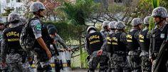 Noticias ao Minuto - Força Nacional prorroga por mais 70 dias ações de segurança no Rio