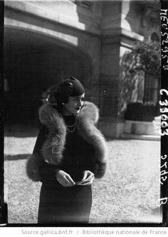 La mode à Longchamp : [photographie de presse] / Agence Meurisse - 1935