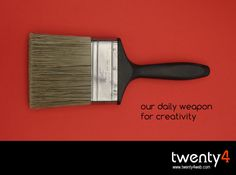 Our daily weapon for creativity...