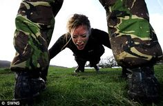The militarization of fitness. New blog post. Ever feel like your workouts were just a tad too intense?