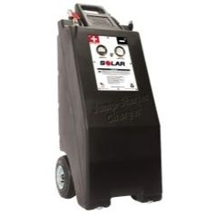 12 Volt Commercial Charger/Starter with Air Compressor