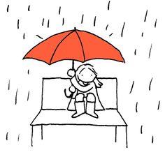 INCIDENTAL COMICS: Rainy Day