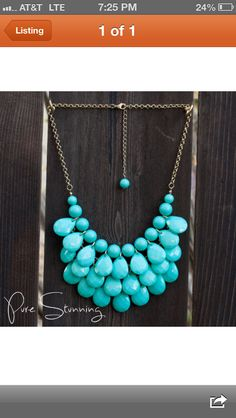 I adore this necklace!!!