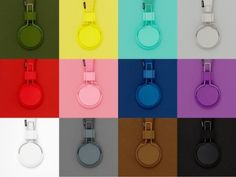 Analog Apartment - A place for people who love records - Simple Headphones in 14colors