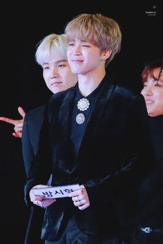 Jimin @27th Seoul Music Awards 2018/01/25