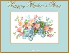 Mother Mother And Father, Happy Mothers Day, Fathers Day, Frame, Decor, Picture Frame, Decoration, Father's Day, Mother's Day