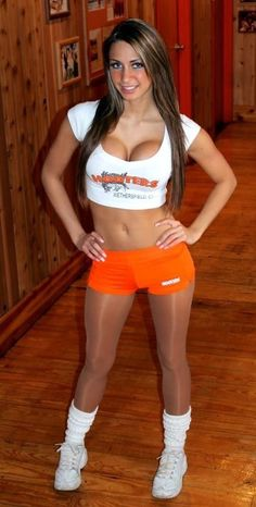 Advise you hooters sexy girl nude