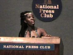 Gullah/Geechee Nayshun Nyews Ep 34 Pt 3-Queen Quet at the National Press Club