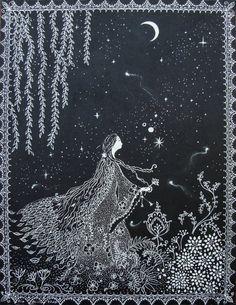 Beautiful. Vision of Gaia by ninquelen at http://ninquelen.deviantart.com/