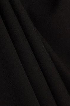 DKNY - Reversible Asymmetric Jersey Skirt - Black - x small