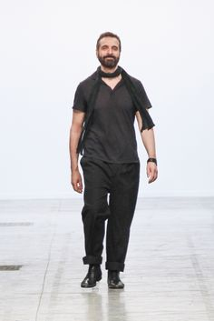 Costume National | Spring 2013 Menswear Collection | Style.com