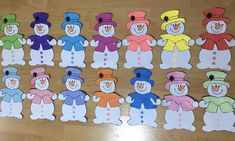 Kardanadamlarımüge;)) New Year Art, Birthday Charts, Diy And Crafts, Arts And Crafts, Xmas, Christmas, Snowman, Classroom, School
