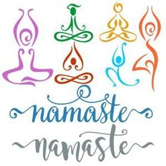 Yoga Namaste Cuttable Design Cut File. Vector, Clipart, Digital Scrapbooking Download, Available in JPEG, PDF, EPS, DXF and SVG. Works with Cricut, Design Space, Sure Cuts A Lot, Make the Cut!, Inkscape, CorelDraw, Adobe Illustrator, Silhouette Cameo, Brother ScanNCut and other compatible software.