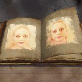 Sara's PhotoBook. The portrait shows Sara Mazzolini in France 2015. Photo shared via Share.Pho.to