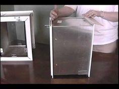 ▶ Hale Pet Door Wall Dog Door Product Information - YouTube