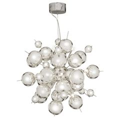 Ceiling Chandelier, Black Chandelier, Ceiling Pendant, Ceiling Lights, Lighting Uk, Pendant Lighting, Chrome Finish, Crystals, Glass