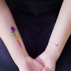 tattoos designs are readily available on our website. Check it out and you will not be sorry you did. Gay Pride Tattoos, Equality Tattoos, Freedom Tattoos, Little Tattoos, Love Tattoos, Small Tattoos, Color Wheel Tattoo, Rad Tattoo, Tatoo