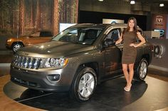 Jeep Compass Driver Stereotypes - Most if not all are female