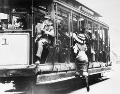 Tramway, New York 1908