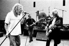 Led Zeppelin - Ahmet Eretgun Concert Rehearsal | Ross Halfin