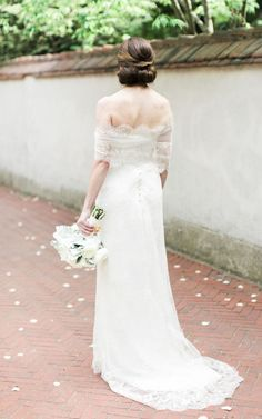 Wedding dress idea; Featured Photographer: Rebecca Arthurs