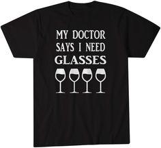 Funny Drinking Wine T-Shirt Beer Alcohol Tshirt Tee Mens Ladies Womens Girl College Sorority Humor Tshirt by ScribbleScrabbleTees on Etsy