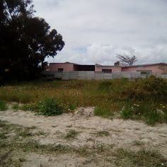 Large vacant land in Middedorp one street from the beach in Langebaan