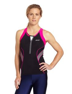 Zoot Sports Women's Ultra Tri Tank Top