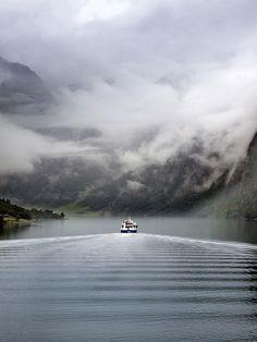 Undredal, Sogn og Fjordane, Norway
