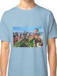 African dancegroup Classic T-Shirt