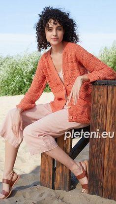 Dámský kabátek Guava – PLETENÍ – NÁVODY Model, Style, Fashion, Swag, Moda, Fashion Styles, Scale Model, Fashion Illustrations