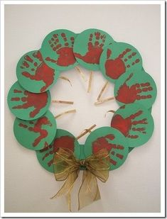 manualidades navidad para ninos preescolares Preschool Christmas Crafts, Christmas Crafts For Kids To Make, Fun Crafts For Kids, Christmas Activities, Crafts To Do, Holiday Crafts, Christmas Mood, Kids Christmas, Circle Crafts