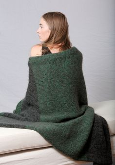 Make this luxury throw using Jo Sharp hand knitting yarns. Hand Knitting Yarn, Knitting Patterns, Luxury Throws, Yarns, How To Make, Collection, Cable Knitting Patterns, Knit Patterns, Cable Knitting