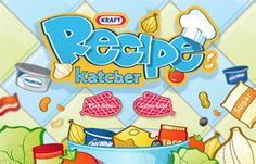 Recipe Katcher - Games - Kraft First Taste Canada Food Tips, Food Hacks, Up Game, Cute Food, Fun Things, Smurfs, Meal, Cooking Recipes, Canada