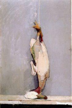 Euan Uglow - Duck