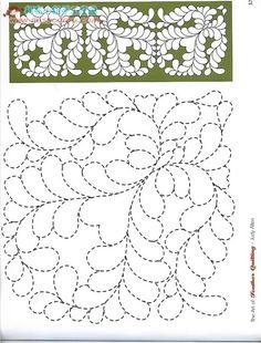 Схемы для выстегивания лоскутных покрывал.. Комментарии : LiveInternet - Российский Сервис Онлайн-Дневников