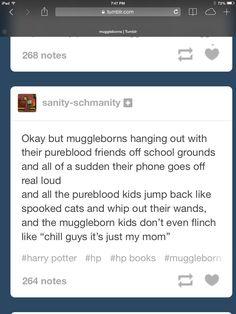 Muggleborns