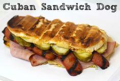 Cuban | Hot Pressed Pork Sandwich | Recipe | Pork Sandwich, Sandwiches ...