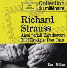 Adam & Eve Berlin Philharmonic Orchestra - Strauss: Also Sprach Zarathustra, Don Juan