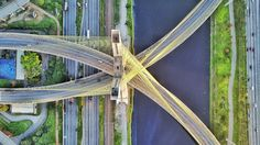 Ponte Estaiada - @bernardomarotta