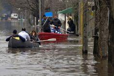 provincia de buenos aires zonas inundadas agosto 2015 - Buscar con Google