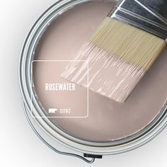 BEHR MARQUEE 1 gal. #S170-2 Rosewater Semi-Gloss Enamel Interior Paint and Primer in One-345001 - The Home Depot