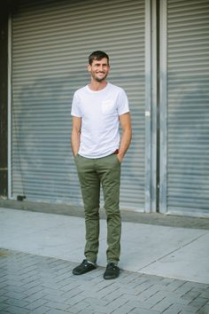 Edition 175: Standard Issue Chinos | Taylor Stitch