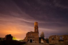 The Ghost Town of Belchite | Spain (by David Martin...