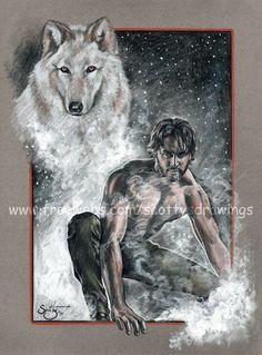 True Blood_Alcide by scotty309.deviantart.com on @deviantART