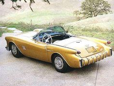 Oldsmobile F-88 Roadster – 1954