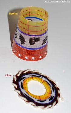 Shrink Craft with plastic cups